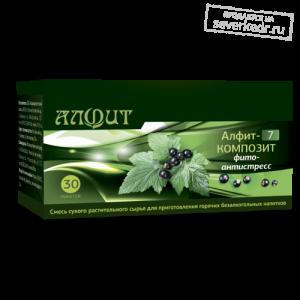 Чай «Алфит-7 Композит» Фитоантистресс