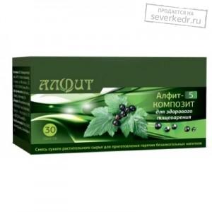 Чай «Алфит-5 Композит» Для здорового пищеварения