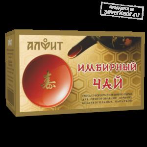 Чай имбирный  «Алфит»