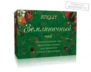 Чай земляничный «Алфит»